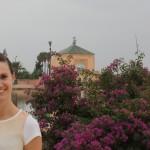 Sharon bij de Menara
