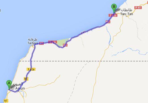 Route dag10