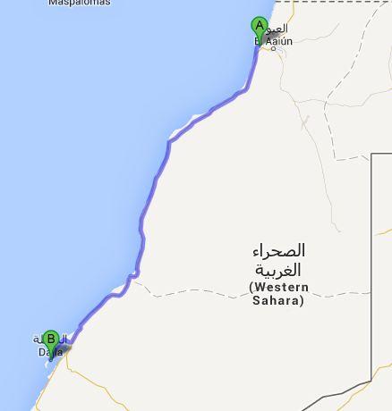 Route dag11